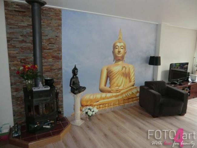 Fotobehang boeddha